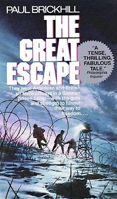 The Great Escape - Brickhill, Paul, and Whitfield, Robert (Read by)