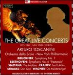 The Great Live Concerts, 1935/1949 New York, Venezia