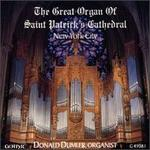 The Great Organ of Saint Patrick's Cathedral, New York City