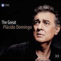 The Great Plácido Domingo - Deborah Voigt (soprano); Eduard Tumagian (bass baritone); Ezio di Cesare (tenor); Faith Esham (soprano);...