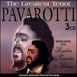 The Greatest Tenor