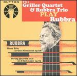 The Griller Quartet & Rubbra Trio play Rubbra