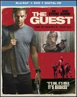 The Guest [2 Discs] [Includes Digital Copy] [UltraViolet] [Blu-ray/DVD]