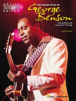 The Guitar Style of George Benson - Rubin, Dave