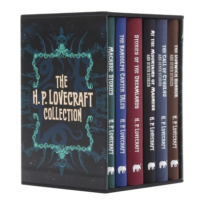 The H. P. Lovecraft Collection: Slip-Cased Edition - Lovecraft, H P