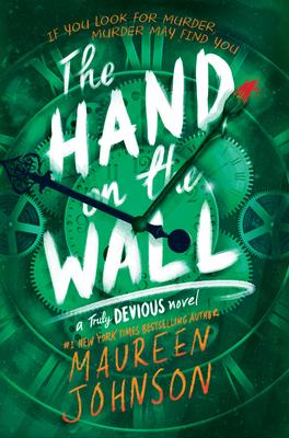 The Hand on the Wall - Johnson, Maureen
