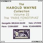 The Harold Wayne Collection, Vol. 22