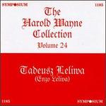 The Harold Wayne Collection, Vol. 24: Tadeusz Leliwa (Enzo Leliva)