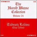 The Harold Wayne Collection, Vol. 24: Tadeusz Leliwa (Enzo Leliva)