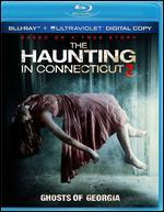 The Haunting in Connecticut 2: Ghosts of Georgia [Includes Digital Copy] [Blu-ray]