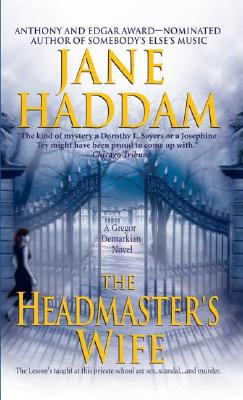 The Headmaster's Wife - Haddam, Jane