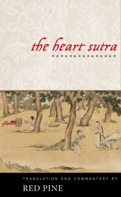 The Heart Sutra - Pine, Red (Translated by)