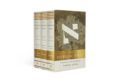 The Hebrew Bible: A Translation with Commentary - Alter, Robert