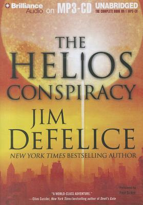 The Helios Conspiracy - DeFelice, Jim, and Berkrot, Peter (Performed by)
