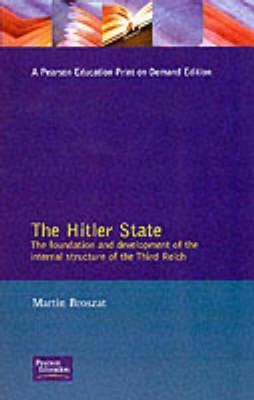 The Hitler State - Broszat, Martin