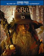 The Hobbit: An Unexpected Journey [Bilingual] [3D][Blu-ray/DVD] - Peter Jackson
