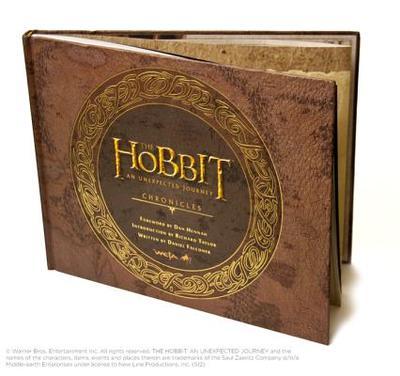 The Hobbit: An Unexpected Journey Chronicles: Art & Design - Falconer, Daniel, and Weta Workshop (Creator)