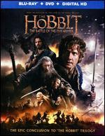 The Hobbit: The Battle of the Five Armies [2 Discs] [Includes Digital Copy] [UltraViolet] [Blu-ray/DVD]
