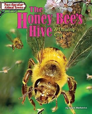 The Honey Bee's Hive: A Thriving City - Markovics, Joyce L