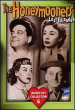 The Honeymooners: Lost Episodes - Boxed Set Collection 6 [4 Discs]
