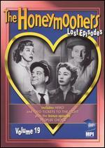 The Honeymooners: Lost Episodes, Vol. 19
