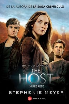 The Host Huesped - Meyer, Stephenie