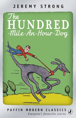 The Hundred-Mile-an-Hour Dog - Strong, Jeremy