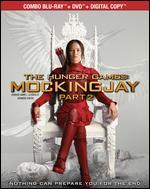 The Hunger Games: Mockingjay, Part 2 [Blu-ray/DVD]