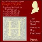 The Hyperion Haydn Edition: Symphonies 22, 23, 24 & 25