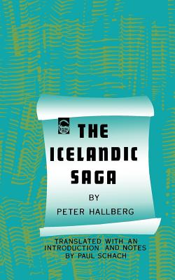 The Icelandic Saga - Hallberg, Peter