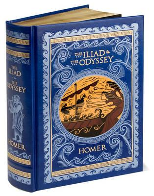 The Iliad & the Odyssey - Homer, and Butler, Samuel (Translated by), and Dirda, Michael (Introduction by)