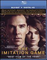 The Imitation Game [Includes Digital Copy] [UltraViolet] [Blu-ray] - Morten Tyldum