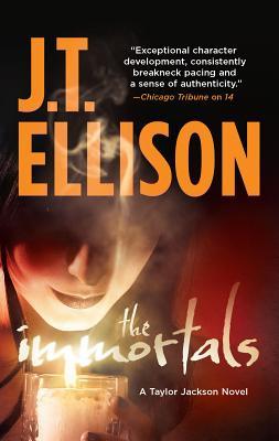 The Immortals - Ellison, J T