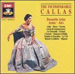The Incomparable Callas