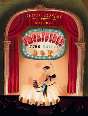 The Incredible Book Eating Boy -