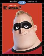 The Incredibles [Blu-ray] [2 Discs]