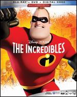 The Incredibles [Includes Digital Copy] [Blu-ray/DVD] - Brad Bird