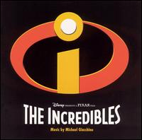 The Incredibles - Michael Giacchino