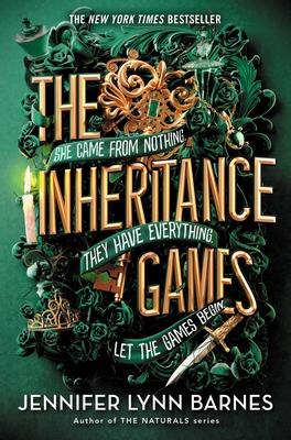 The Inheritance Games - Barnes, Jennifer Lynn