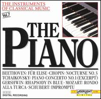 The Instruments of Classical Music, Vol. 7: The Piano - Evelyne Dubourg (piano); Jenö Jandó (piano); Krzysztof Jablonski (piano); Mihaly Bacher (piano); Sandor Falvay (piano);...