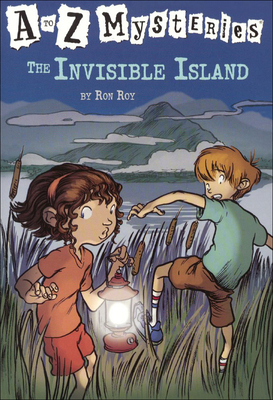 The Invisible Island - Roy, Ron