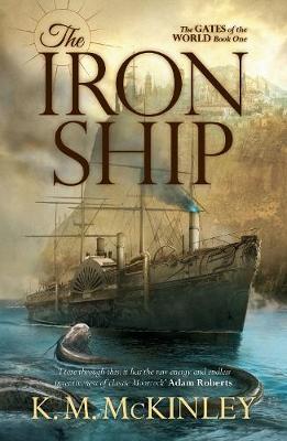 The Iron Ship - McKinley, K M