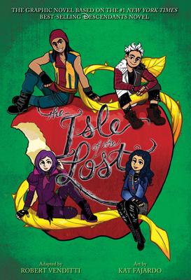 The Isle of the Lost: The Graphic Novel - de la Cruz, Melissa, and Venditti, Robert