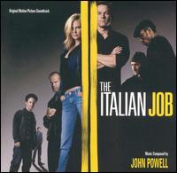 The Italian Job (2003) (Original Motion Picture Soundtrack) - John Powell