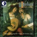 The Italian Lute Song