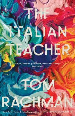 The Italian Teacher - Rachman, Tom