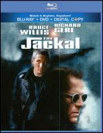 The Jackal [2 Discs] [With Tech Support for Dummies Trial] [Blu-ray/DVD] - Michael Caton-Jones