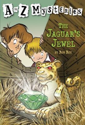 The Jaguar's Jewel - Roy, Ron