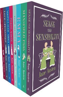 The Jane Austen Collection - Austen, Jane