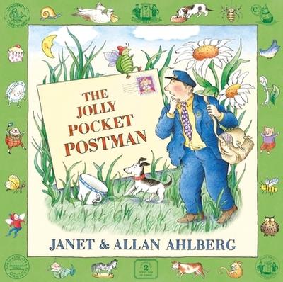 The Jolly Pocket Postman - Ahlberg, Allan